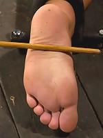 Sweet Ass, Tough Caning