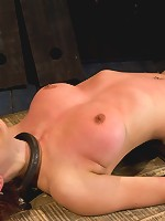 Bountiful Breasts with a Rose Red Complexion