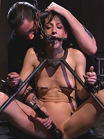 Elise Graves - Harsh Treatment and Predicaments Noir Style - by The Pope!