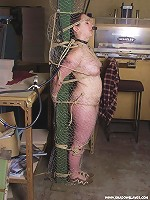 Chicken Wire Bondage