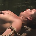 Sweltering Hot Bondage... Sister Dee at Leather Retreat